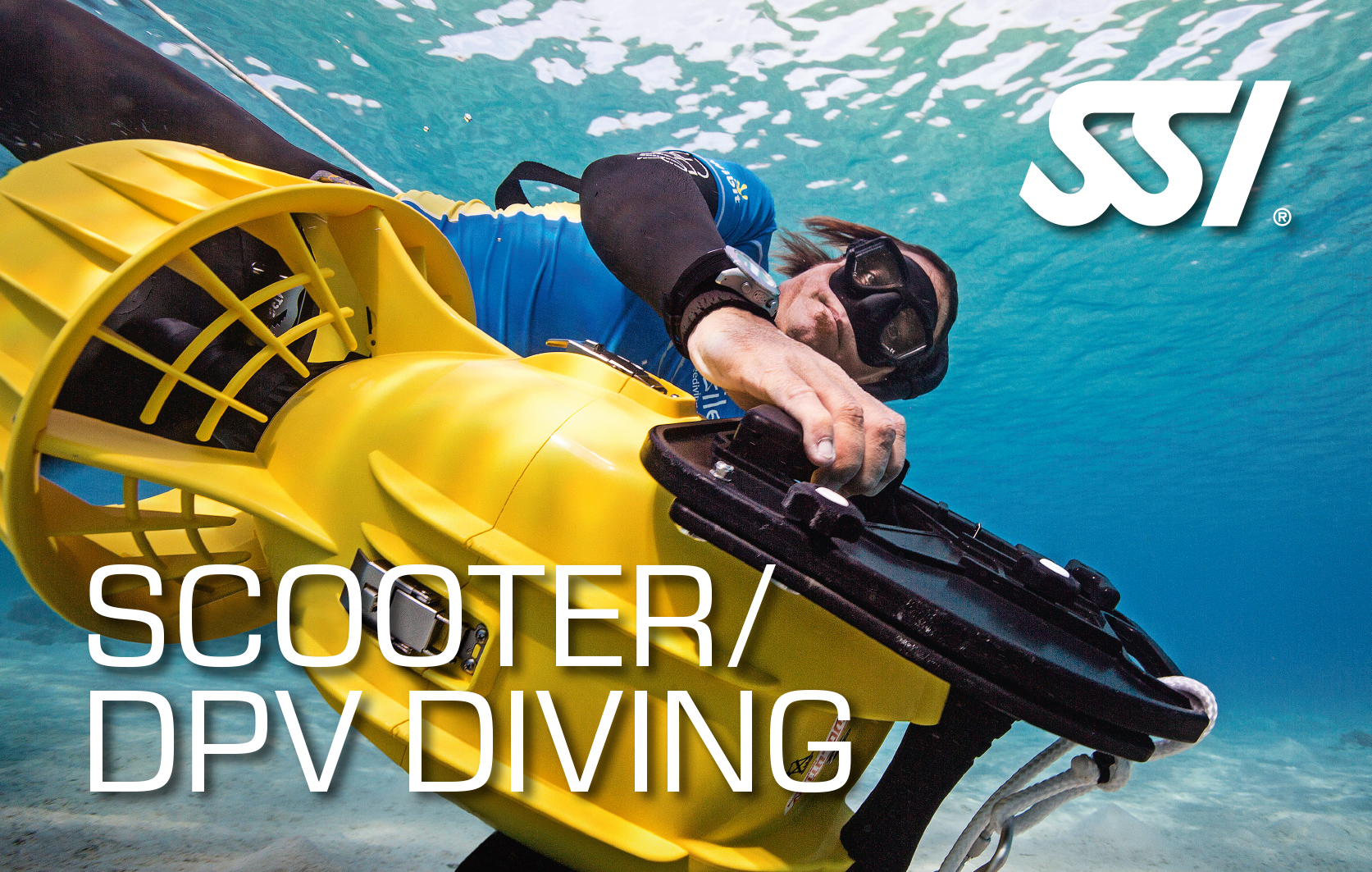 Scooter/DPV Diving